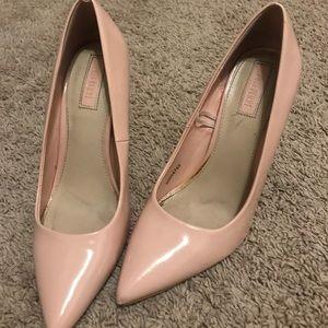 Pink/Blush pumps